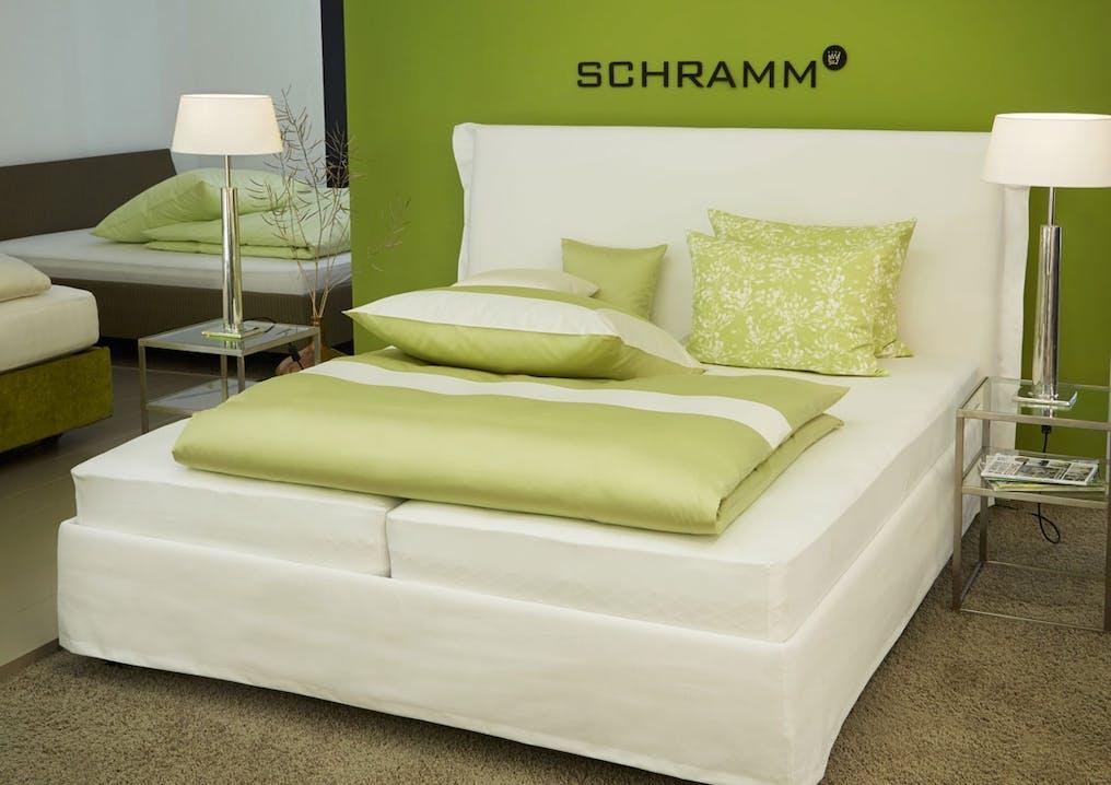 Schramm steht für Polsterhandwerk der Oberklasse und wird auch höchsten Ansprüchen gerecht.