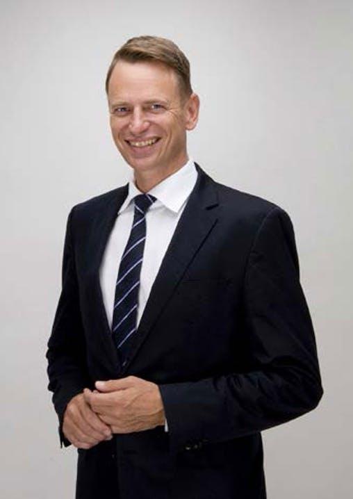 Robert Waloßek, Geschäftsführer von BETTENRID