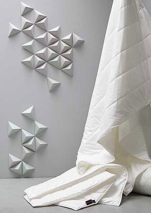 Können sich Bettdecken elektrostatisch aufladen?