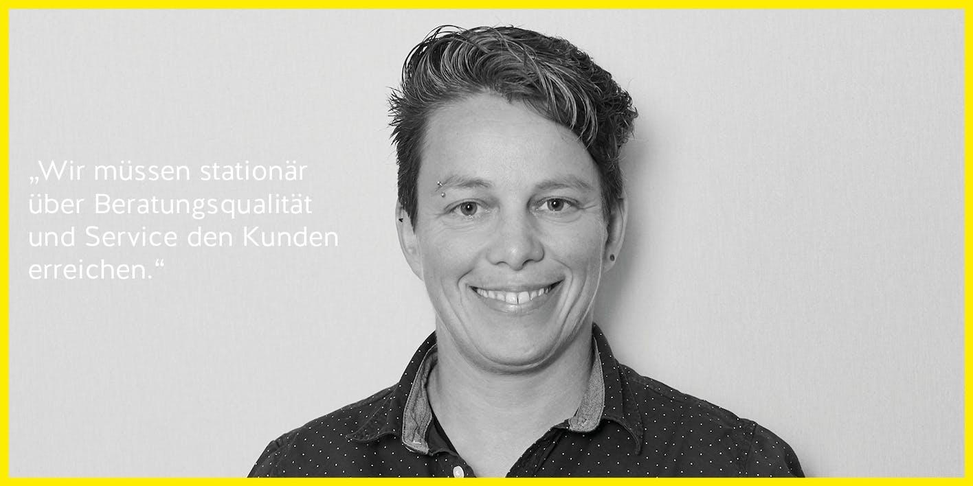 PATRICIA SCHNEIDER – Sporthaus Schuster – Assistentin Einkauf Multichannel und Disposition – 39 / aktuelles Talente-Programm 2019