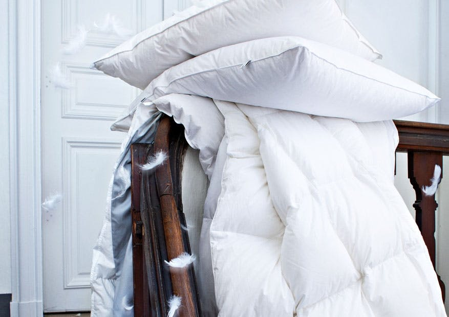 Kuschelige Bettdecken für den Winter