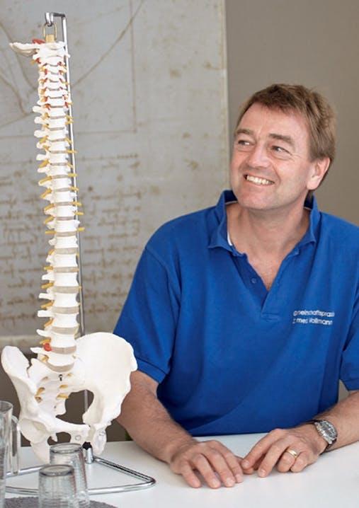 Dr. med. Julian Vollmann, Facharzt für Orthopädie und Unfallchirurgie in München Schwabing