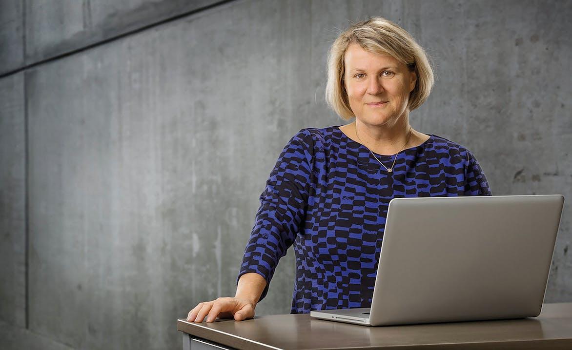 Karin Stäbler, Gründerin Reich Online Services GmbH