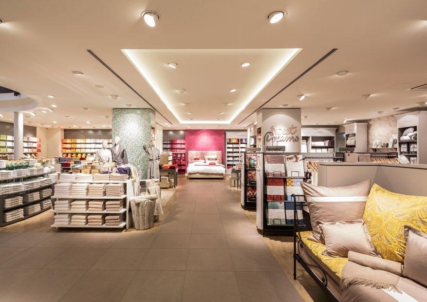 BETTENRID Frankfurt neues Shop-Konzept