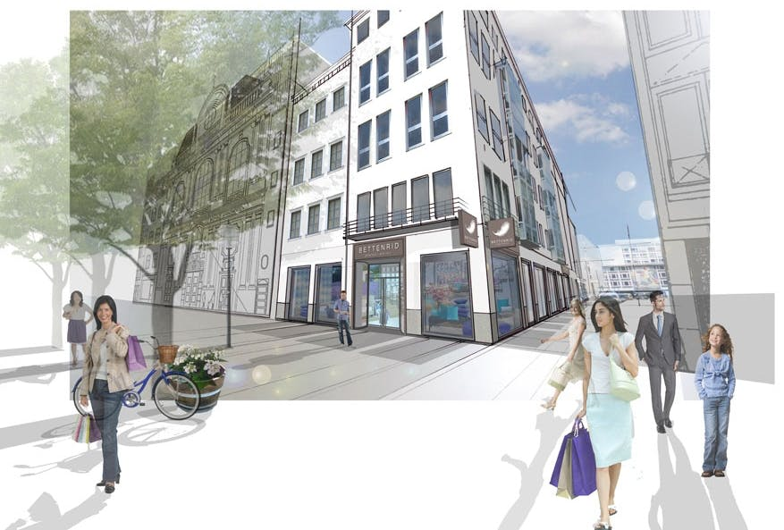 BETTENRID Neuhauser Straße neues Shopkonzept