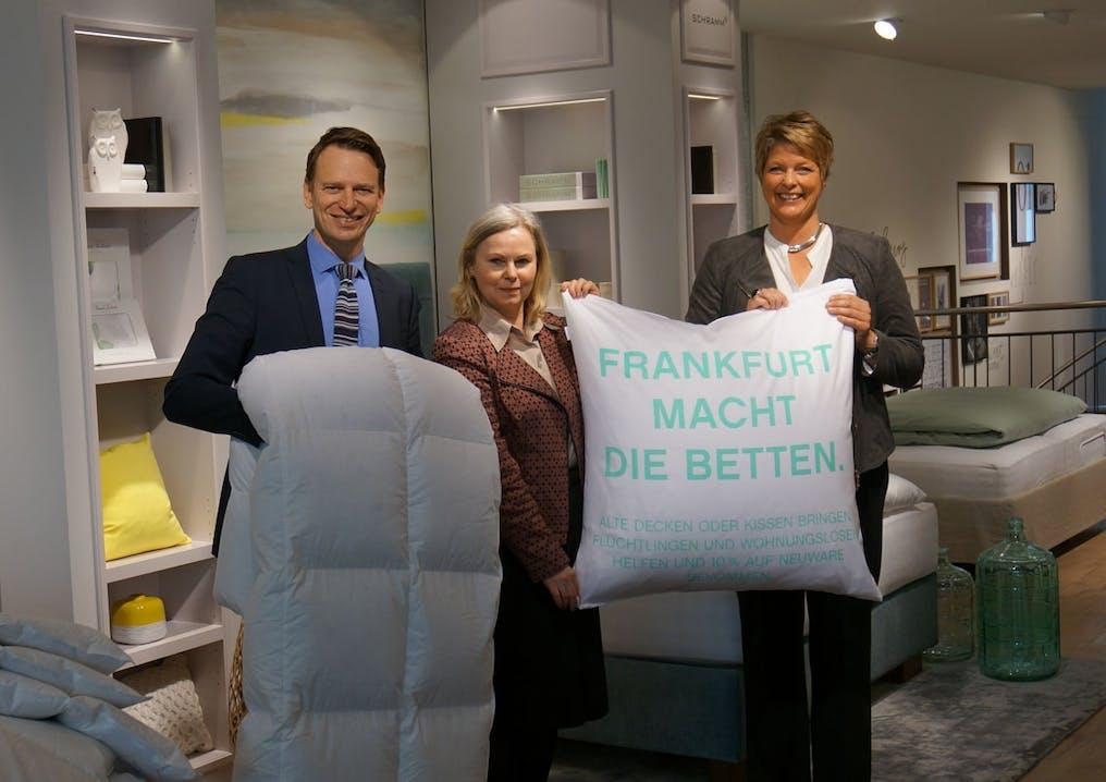BETTENRID Frankfurt
