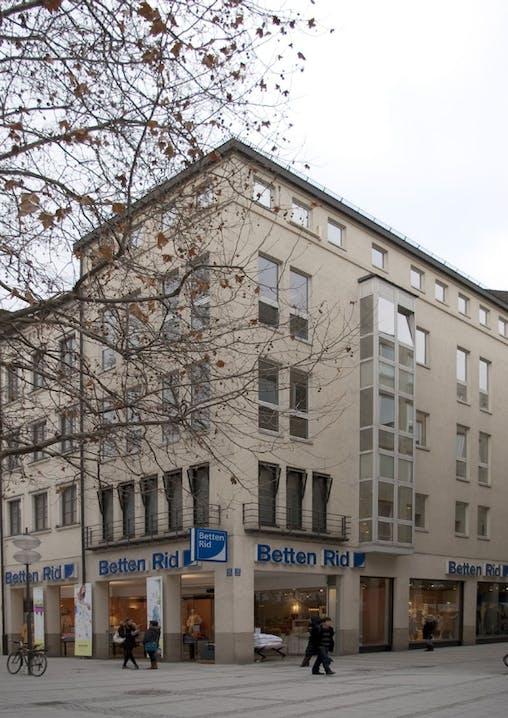 BETTENRID Neuhauser Straße