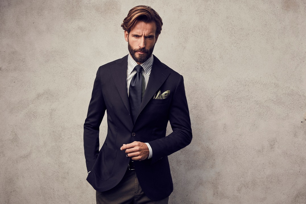 Stenströms, Wedding, Lodenfrey, Suit, Anzug, Menswear