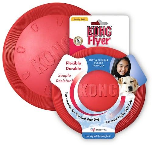 Kong - Hundespielzeug - Flyer Frisbee