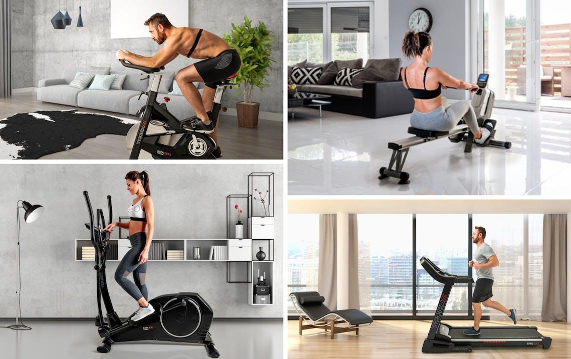 Attrezzi fitness cardio