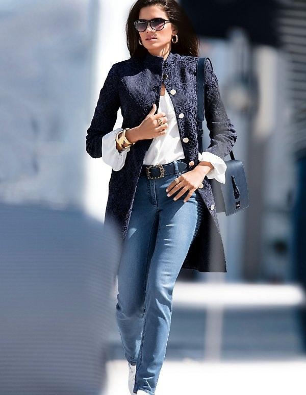 Damen Magic-Jeans by MADELEINE