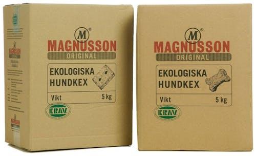Magnusson Ökokeks-Knochen Snack 5 kg