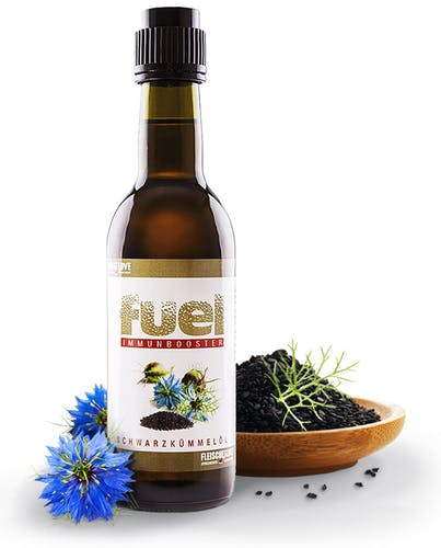 Fleischeslust FUEL bietet verschiedene kaltgepresste Öle