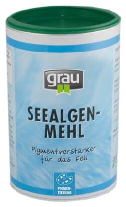 grau Haut & Fell Seealgenmehl Ergänzung 400 g