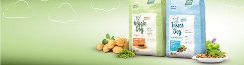 Insektenfutter InsectDog für Hunde von Green Petfood