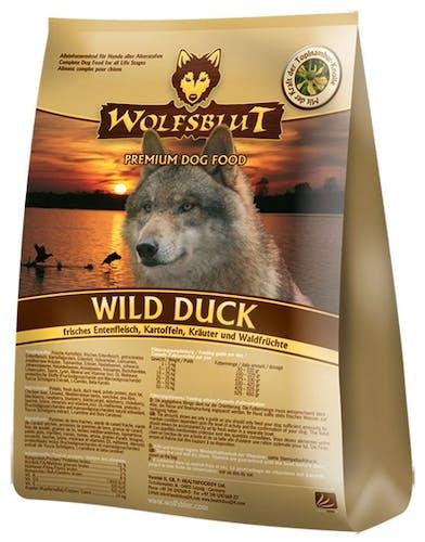 Wolfsblut Adult Wild Duck Trockenfutter 15 kg
