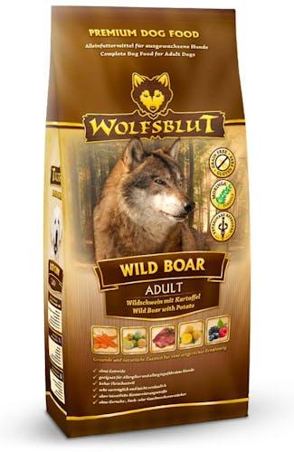 Wolfsblut Adult Wild Boar Trockenfutter 500 g