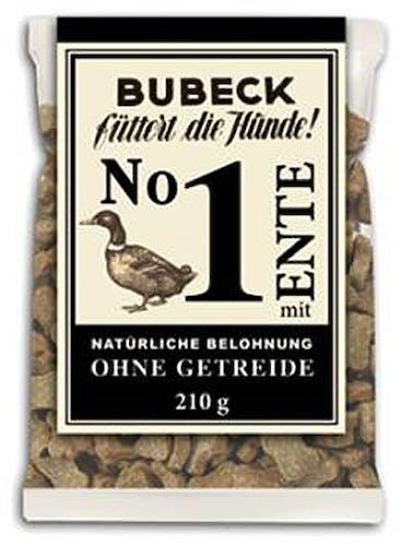 Bubeck Hundekuchen No. 1 mit Ente Snack 210 g
