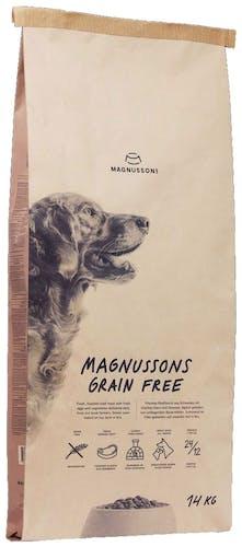 Magnusson Grainfree Trockenfutter 14 kg