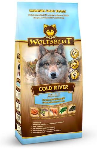 Wolfsblut Adult Cold River Trockenfutter 15 kg
