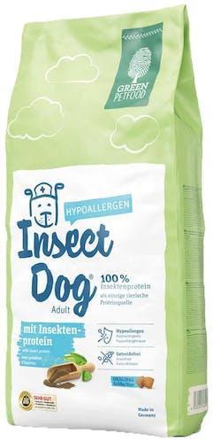 Green Petfood InsectDog hypoallergen Trockenfutter 10 kg