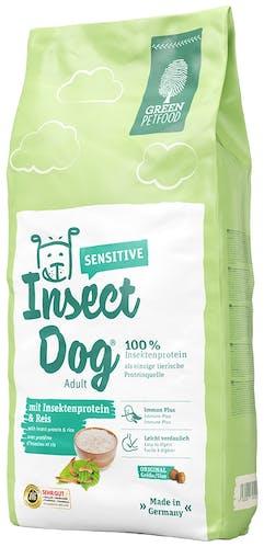 Green Petfood InsectDog sensitiv Trockenfutter 10 kg