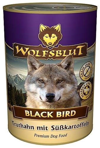 Wolfsblut Adult Black Bird Nassfutter 6 x 200 g