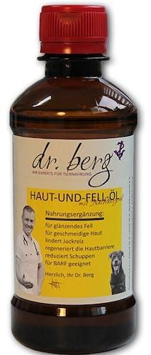 Dr. Berg Tiernahrung Öle Haut-und-Fell Öl Ergänzung 250 ml