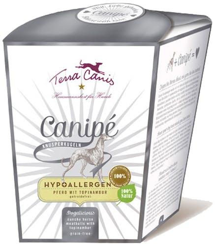 Terra Canis Hypoallergen Canipé Pferd Snack 200 g