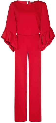 Parosh, Jumpsuit, Pantery Overall red, red, Valentinstag