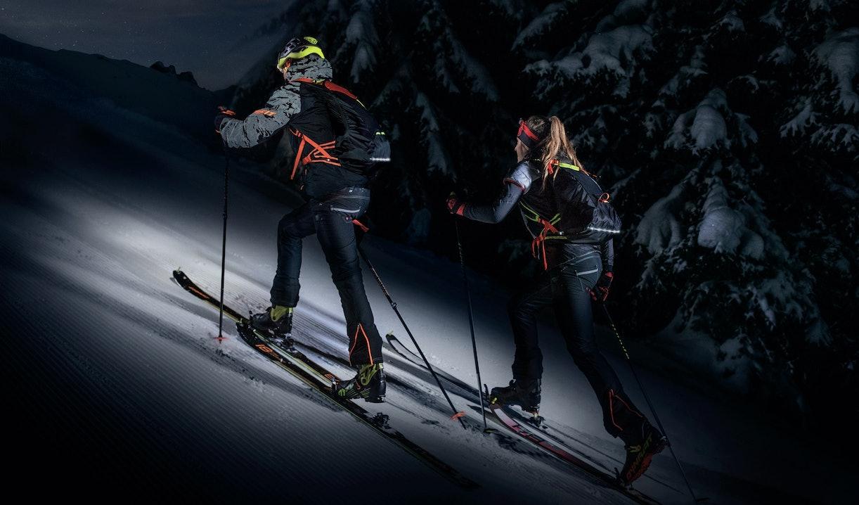 Dynafit Onlineshop Skitouring - Nachtskitour - Foto Dynafit