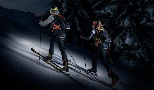 Onlineshop Skitouring - Nachtskitour - Foto Dynafit