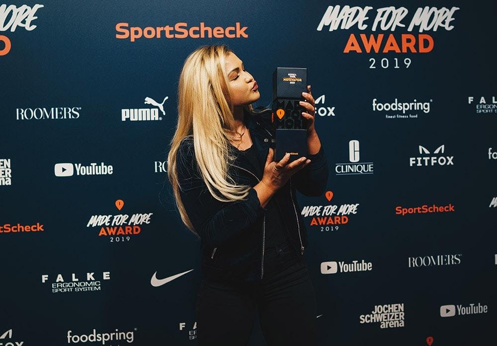 Sophia Thiel Made for Moire Award