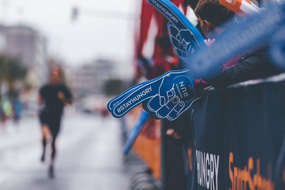 Der Startschuss fällt beim SportScheck Run Nürnberg