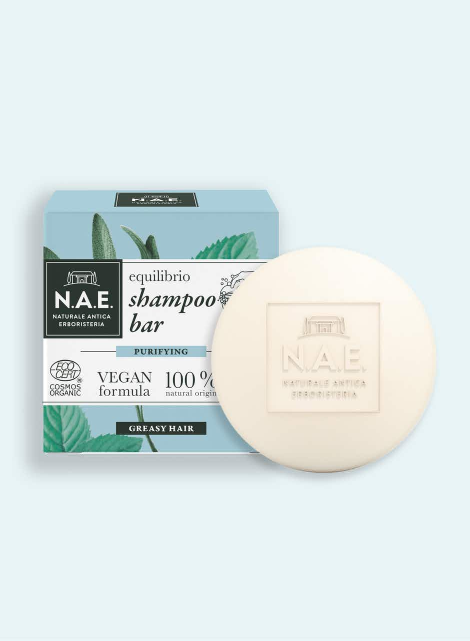 Purifying Shampoo Bar, 85gr