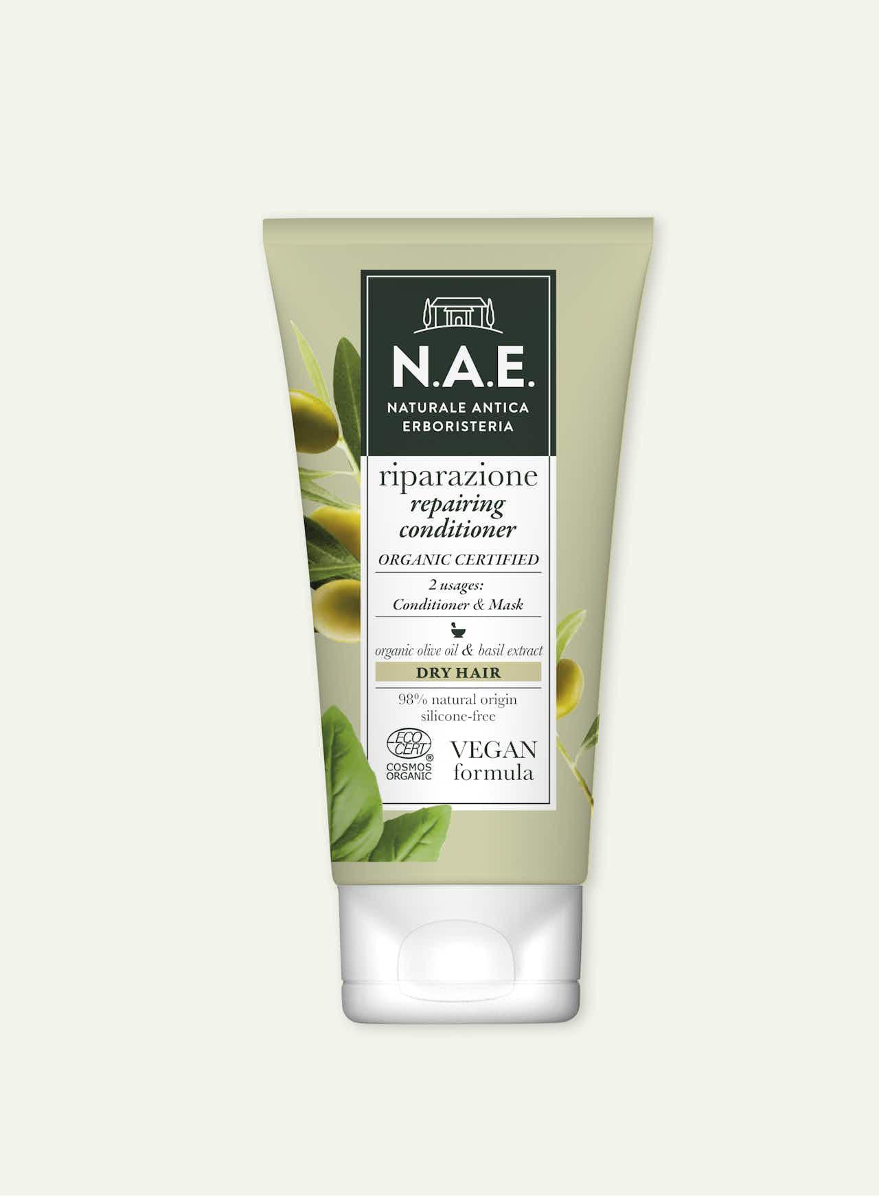 Regeneráló hajpakolás & hajbalzsam, 150ml