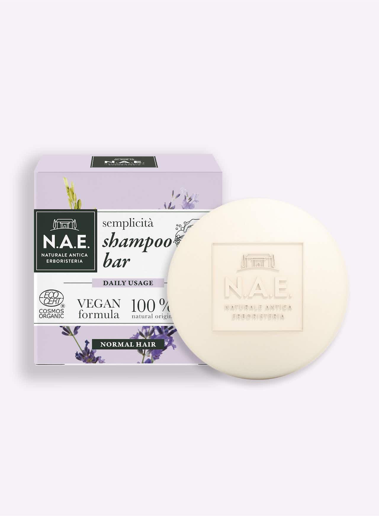 Semplicità tuhý šampon na každodenní použití