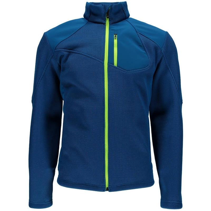 Spyder - Men´s Linear Full Zip Mid WT Core Sweater