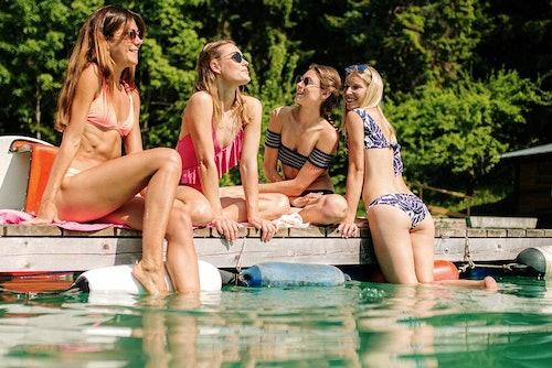 Swimwear-Trends für Oceangirls und Sonnenanbeterinnen