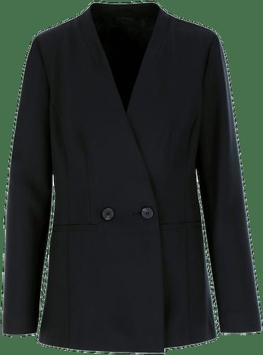 Basic Black Workwear Blazer