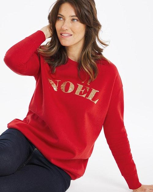 Christmas Noel Sweatshirt