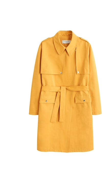 Violeta By Mango Trench Coat