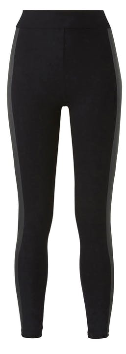 PU Side Panel Leggings Regular