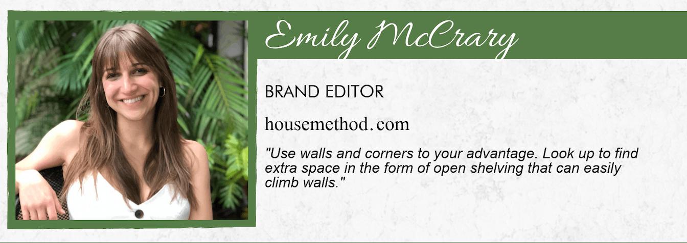 Emily McCrary