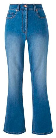 24/7 Blue Bootcut Jeans Regular Length