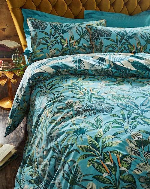Joe Browns Tropical Printed Reversible Duvet Set