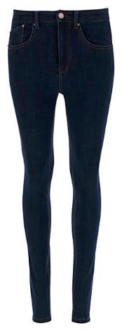 Rich Indigo Infinity 4 way Stretch Skinny Jeans