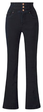 Petite Shape & Sculpt Dark Indigo Jeans