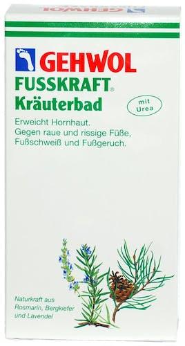 GEHWOL Fusskraft Kräuterbad
