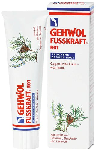 GEHWOL FUSSKRAFT ROT für trockene spröde Haut